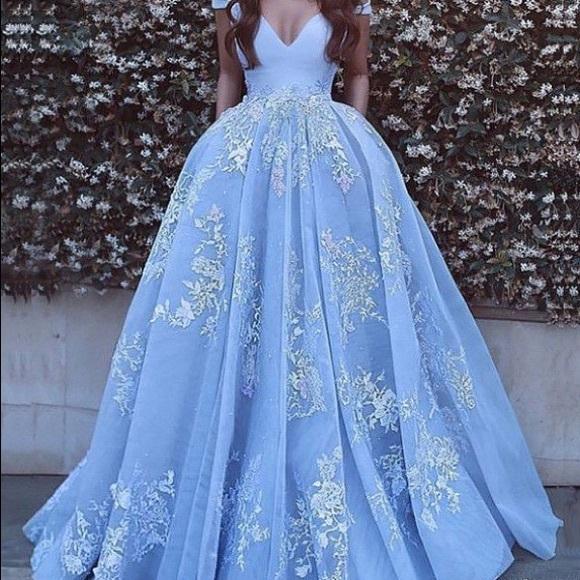 36d56904ec8c Hebeos Dresses | Princess Style Ball Gown | Poshmark